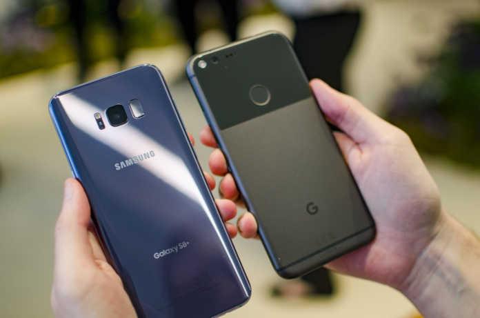 Назван самый желанный смартфон 2017
