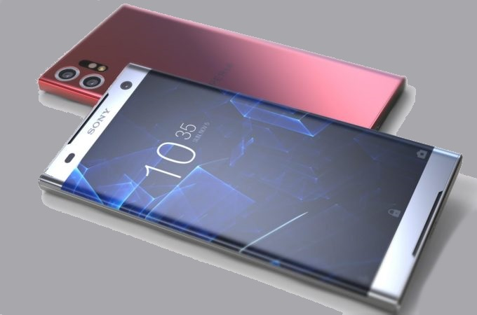 sony xperya edge