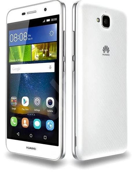 Новый бюджетный смартфон Huawei Y6