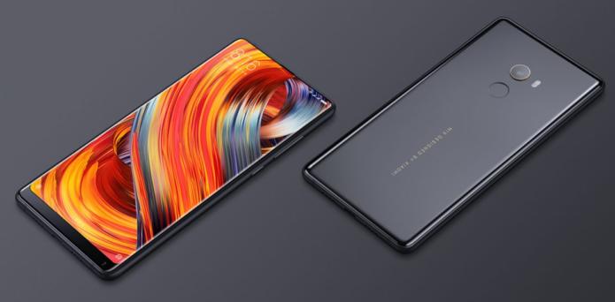 Смартфон Mi Mix 2S от Xiaomi