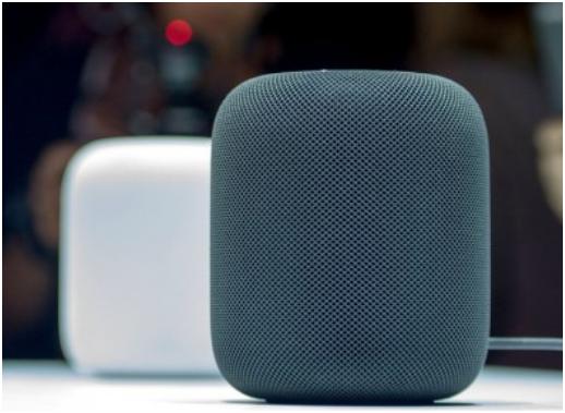 «Умная»аудио-колонка Apple HomePod