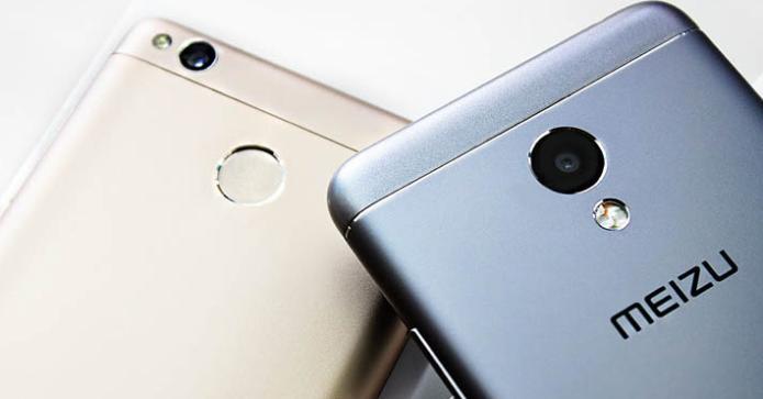 Новый бюджетный смартфон Meizu M8c
