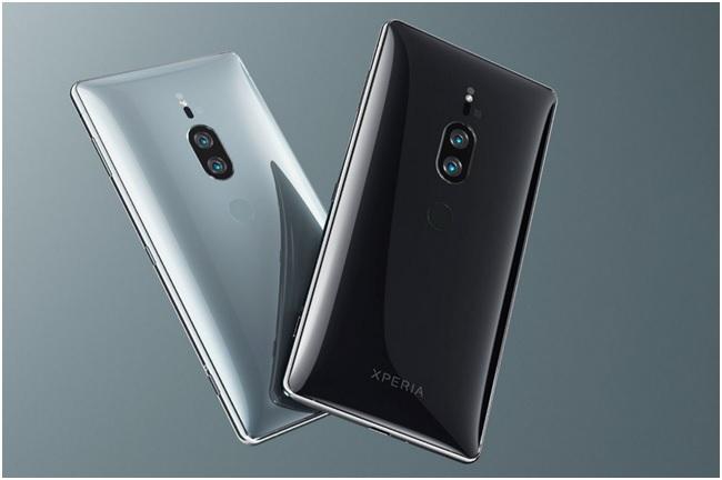 Новый смартфон Sony XZ2 Premium