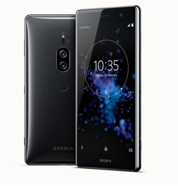 Смартфон Sony XZ2 Premium